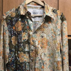 RARe Tommy Bahama Casual Button Down